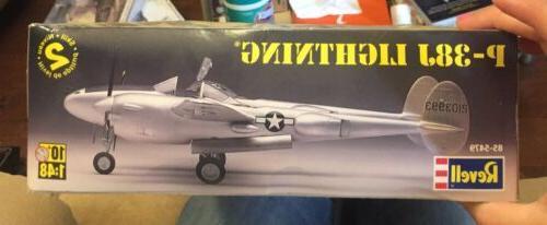1:48 Monogram 85-5479 Lightning Model Airplane Kit