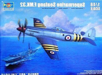 Trumpeter Supermarine F.MK.32 Plastic Kit TSM2851