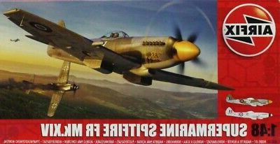 1 48 supermarine spitfire fr mk xiv