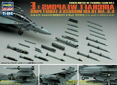 Hasegawa U.S. Weapons E Set Kit from