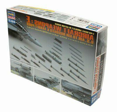 Hasegawa 1/48 U.S. Weapons E Kit