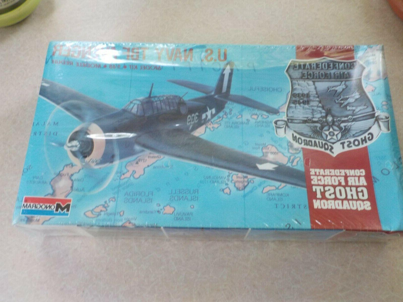 1 48 us navy tbf avenger model