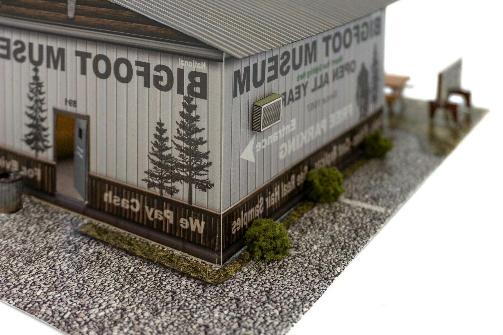1/48 Bigfoot Model Build Sasquatch Collectibles