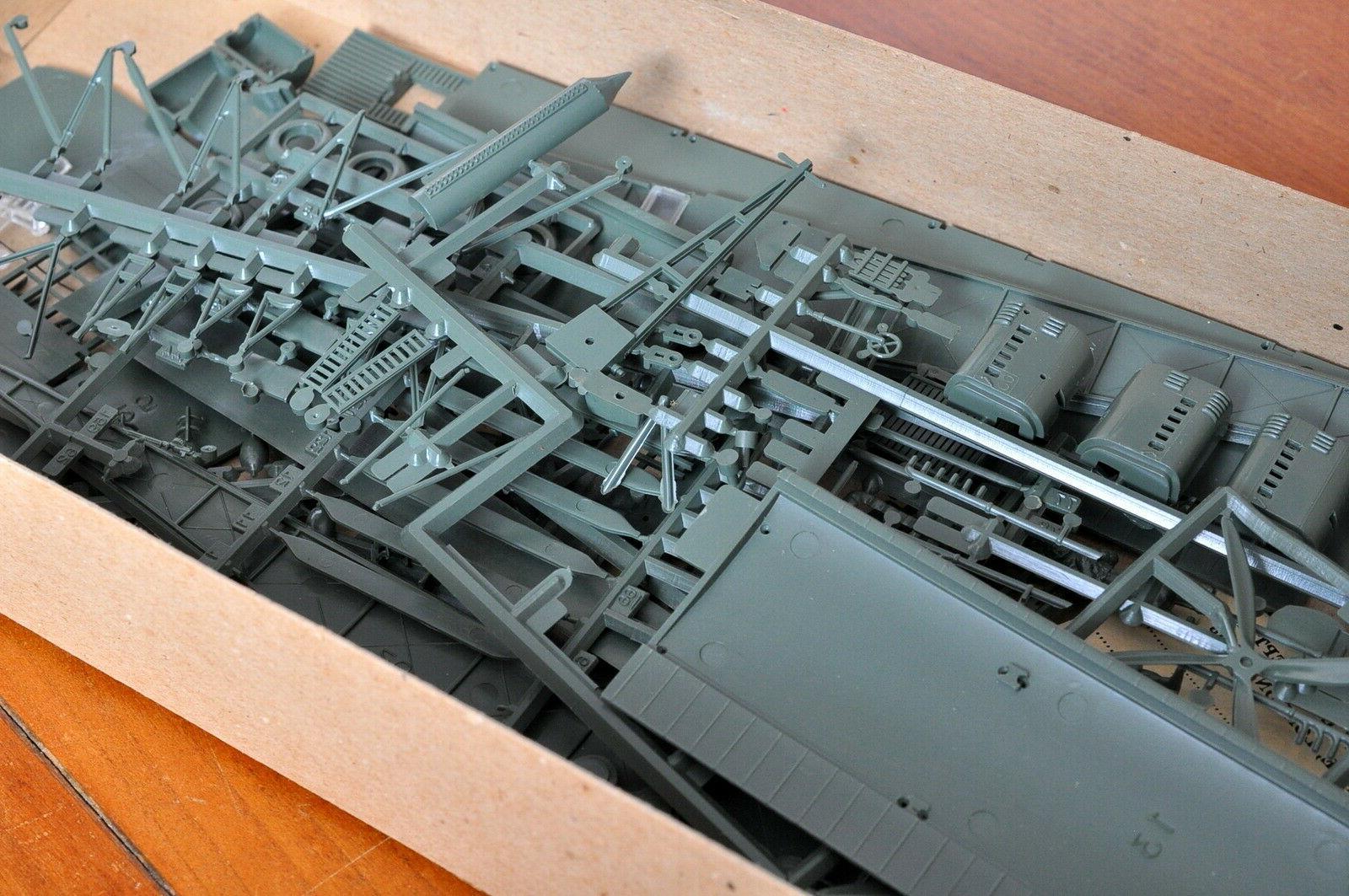 1/72-AIRFIX HP Plastic Kit