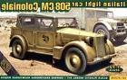 ACE 1/72 72548 WWII Italian 508 CM Coloniale Light Car FREE