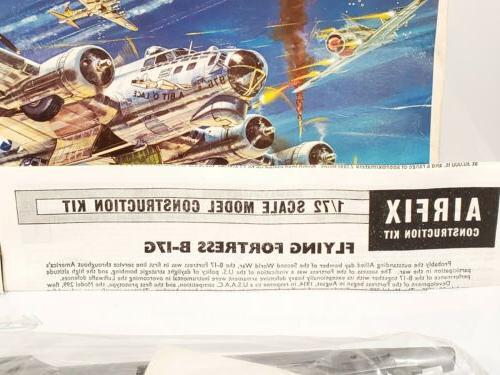 Airfix Fortress Kit NIOB