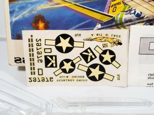 Airfix Fortress Original Issue Kit Inside