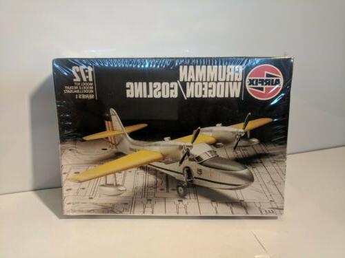 1 72 grumman widgeon gosling airplane model