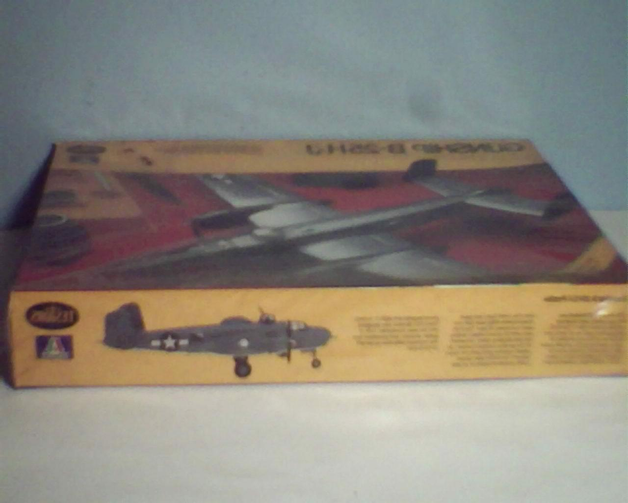 1/72 American B-25H/J