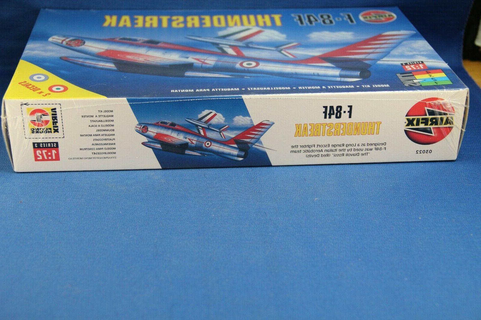 Airfix 1:72 Kit Thunderstreak