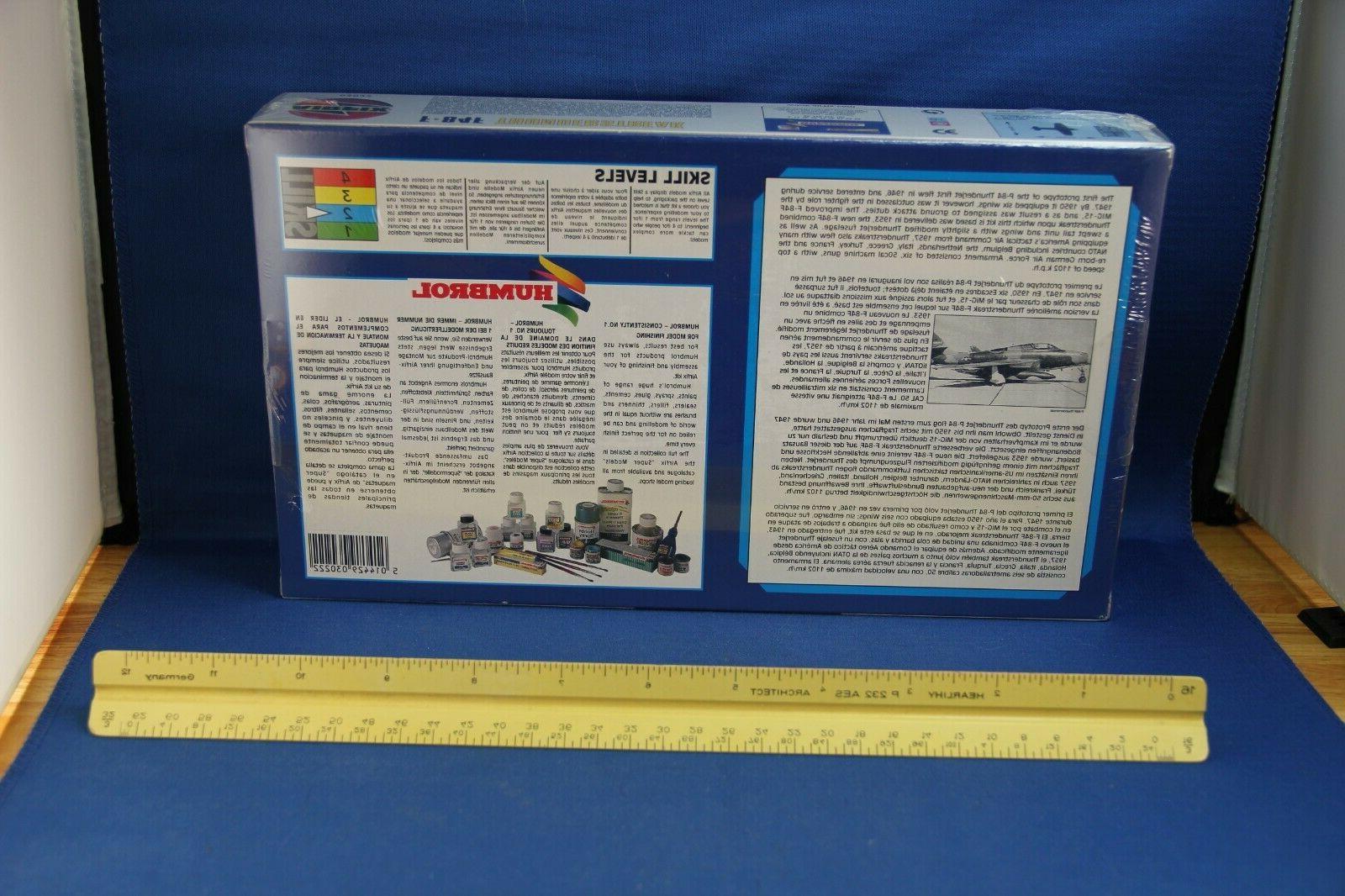 Airfix 1:72 Kit F-84F