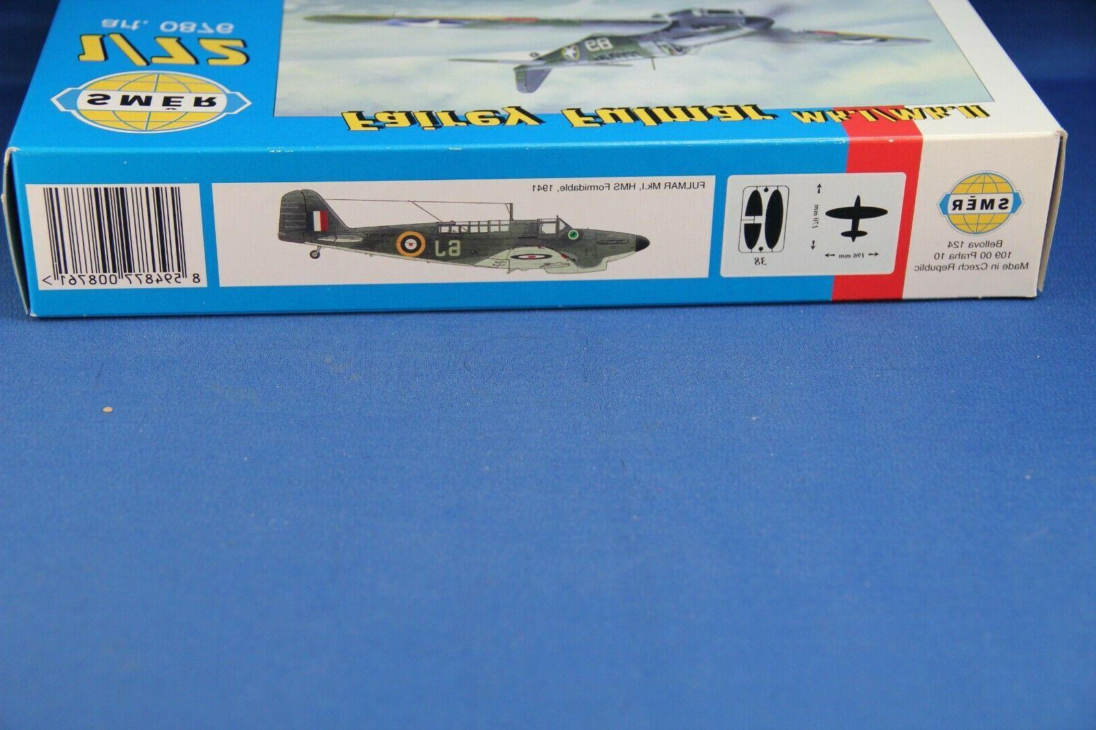 Smer 1:72 Model Mk.I/Mk.II