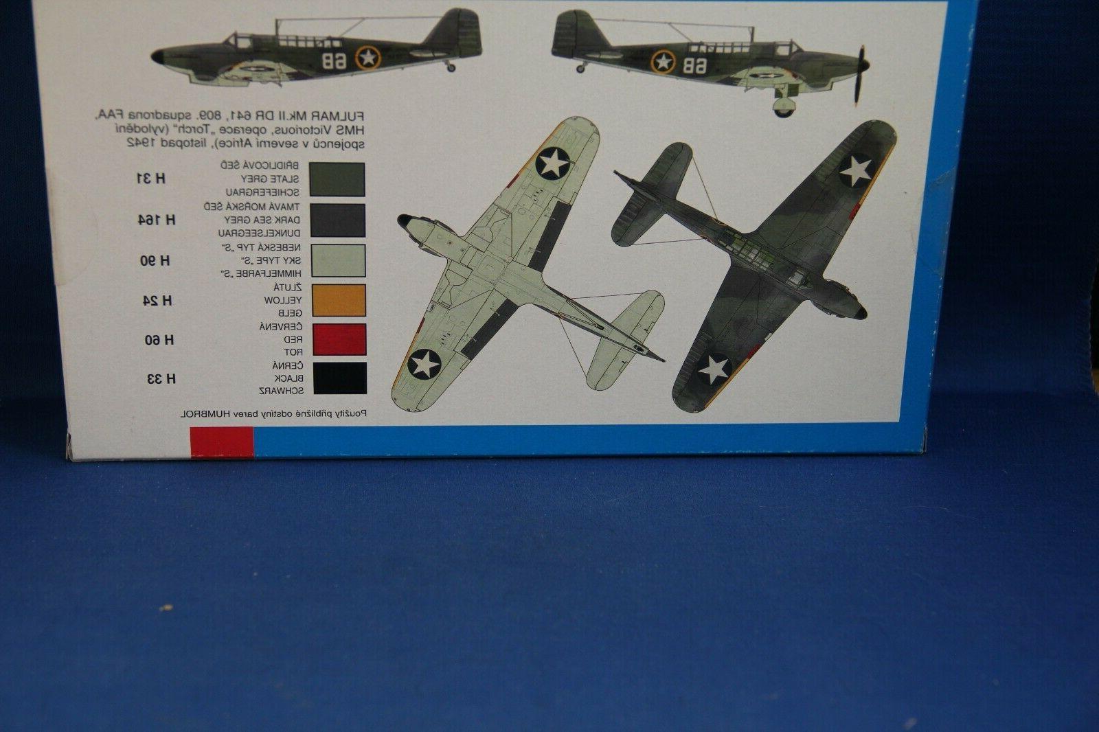 Smer Kit Fairey Mk.I/Mk.II