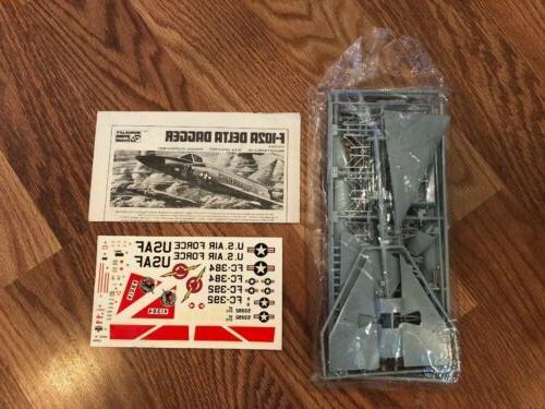 Hasegawa 1/72 General Dynamics F-102A Delta Dagger Model Kit