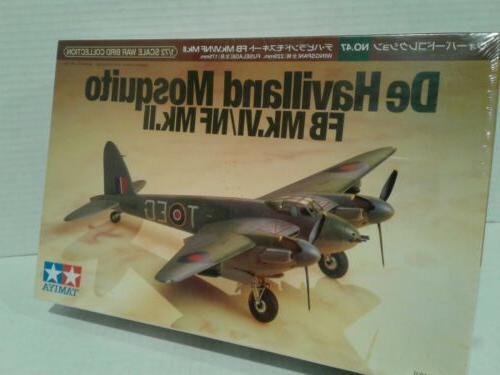 1/72 Scale Mosquito Mk. IV Plane Kit