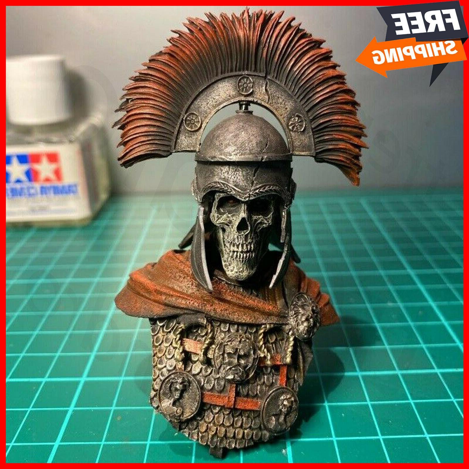 1/9 BUST Resin Figure Model Kit Centurion Skeleton The Last