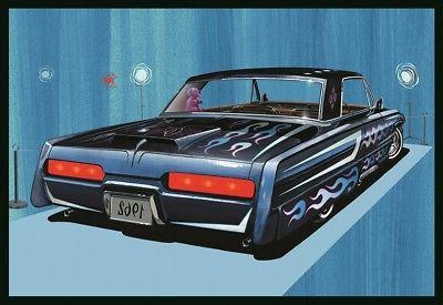 AMT 1/25 1962 Buick Electra Plastic Model Kit AMT1078
