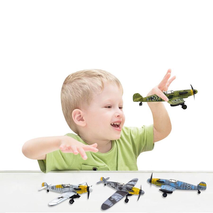 1 <font><b>Model</b></font> Toys Boys Creative Aircraft Military <font><b>Model</b></font> Decoration Collection