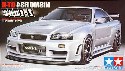 58419 1/10 Nismo GTR - Tamiya