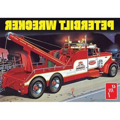 AMT 1133 Peterbilt 359 Wrecker
