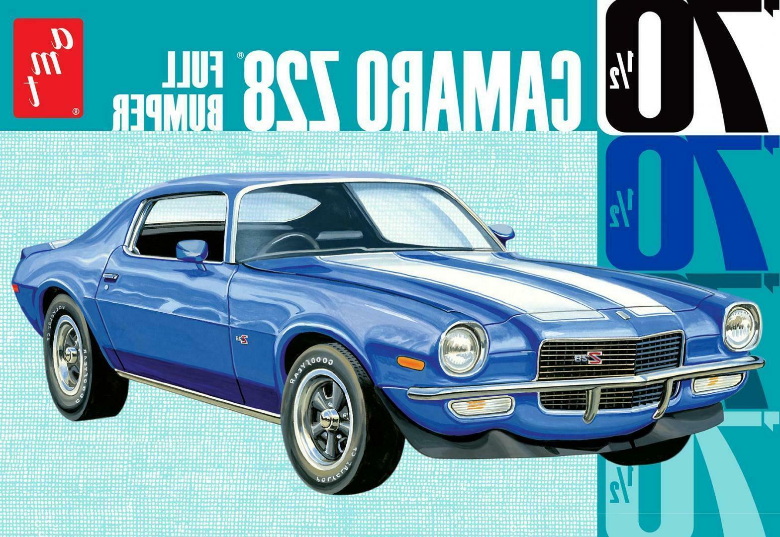 1155 full bumper 1970 camaro z 28