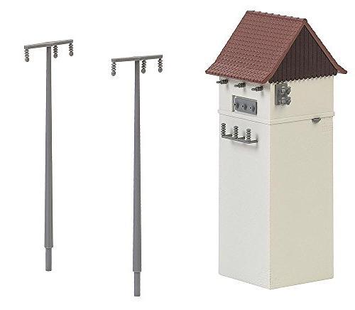 Faller 120241 Poles Building Kit