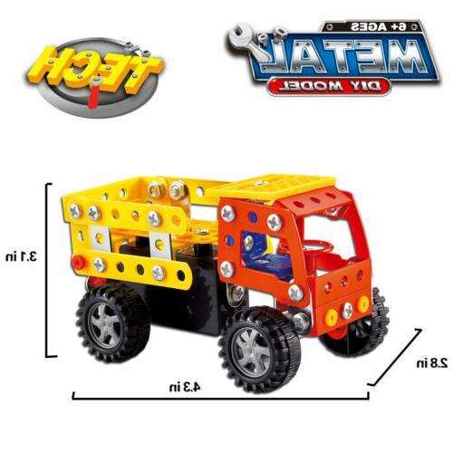 121 STEM Toys Building Kit For Old Girls