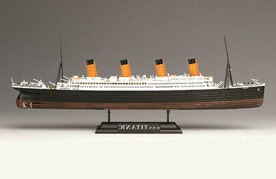14220 rms titanic 1 700 scale plastic