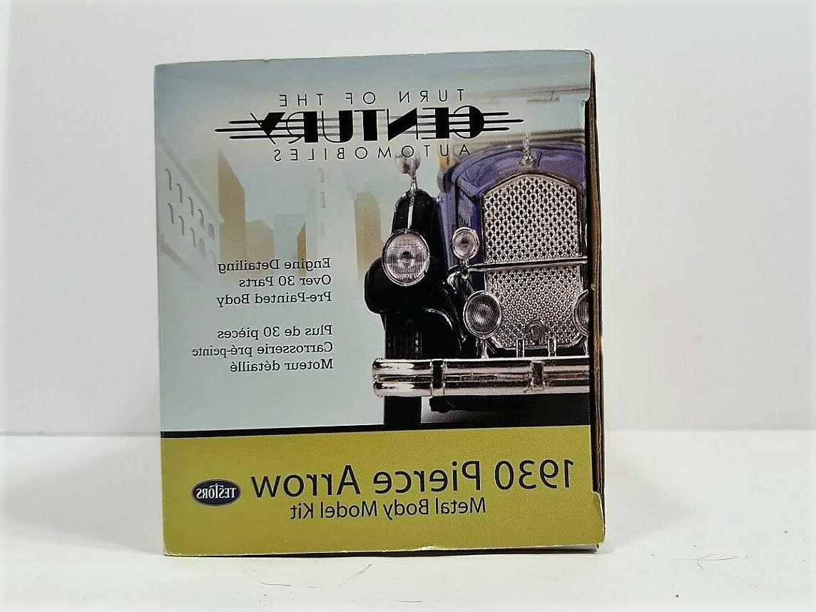 "Testors 1930 Metal Model Kit 1/32"" Scale"