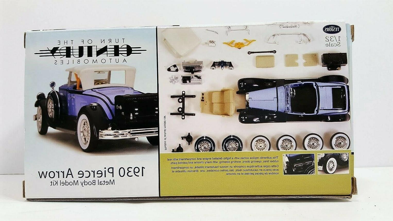 "Testors Arrow Metal Body Model 1/32"""