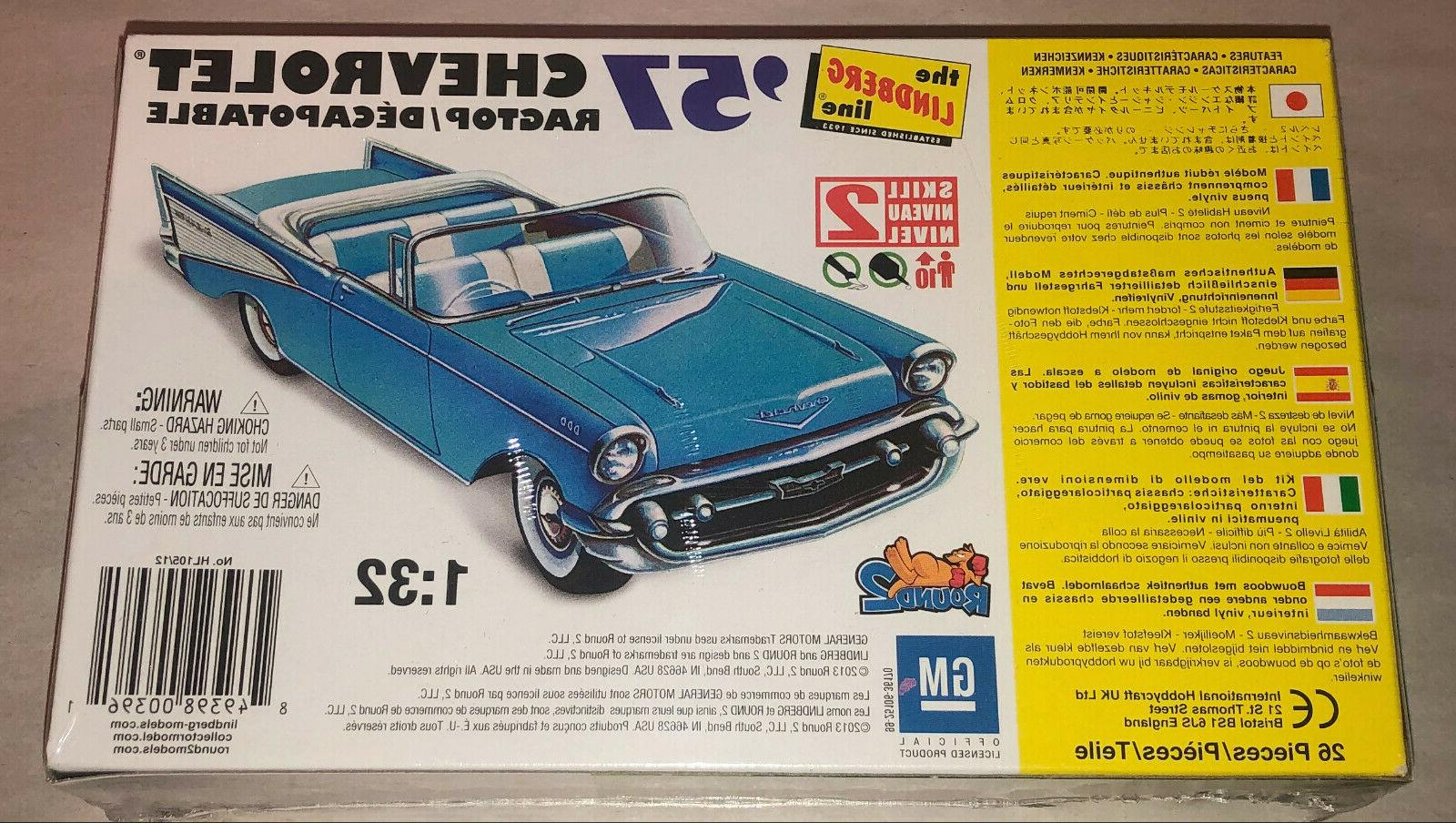 Lindberg 1957 Chevy car