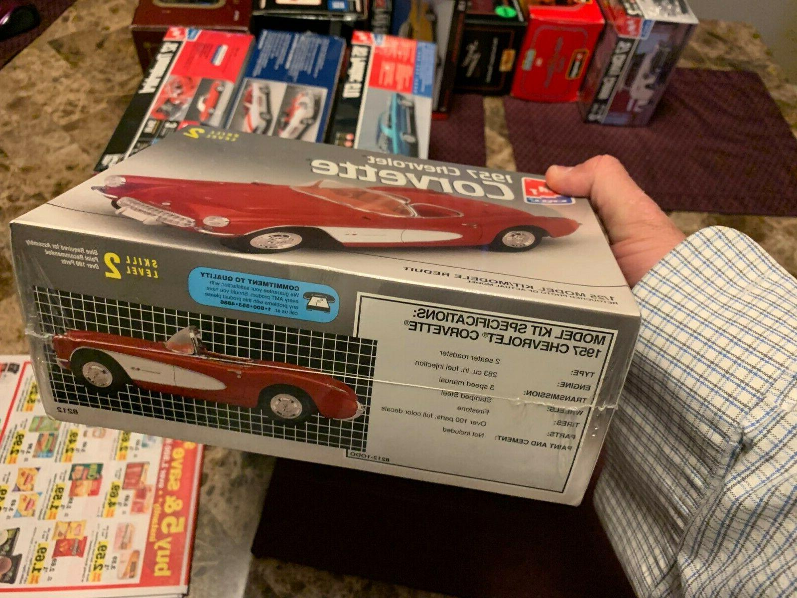 AMT Corvette kit 1/25