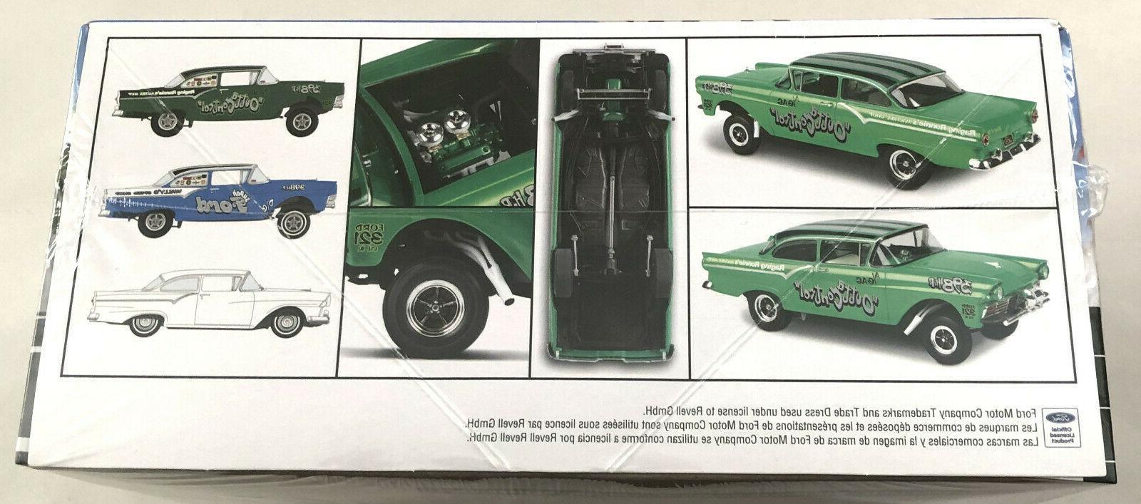 Revell 1957 Gasser 2 1:25 scale model car