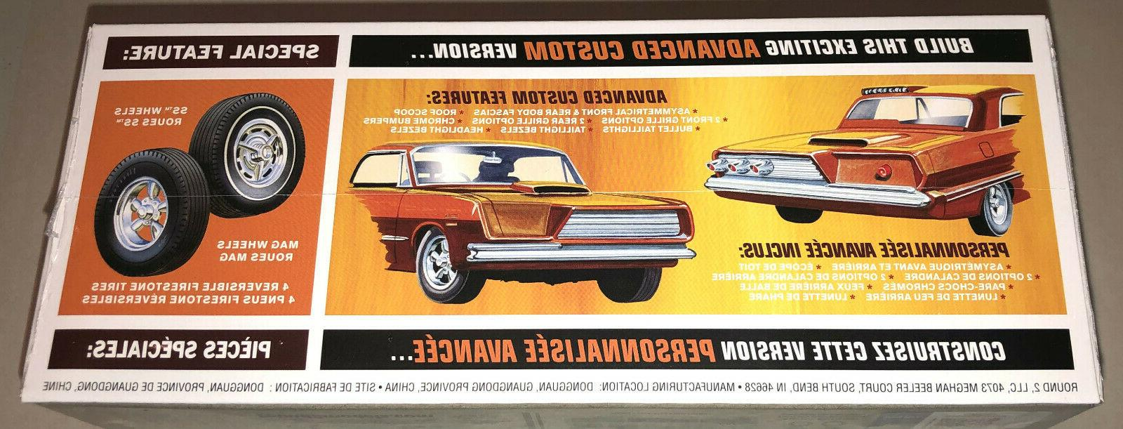 AMT 1963 SS 1:25 car