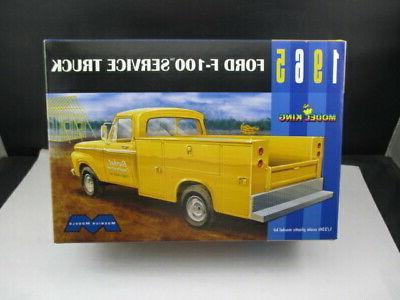 Moebius Service Utility 1/25 Truck MODEL 6/18