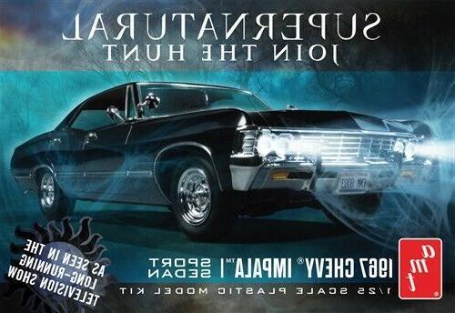 1967 chevy impala 4 door supernatural 1