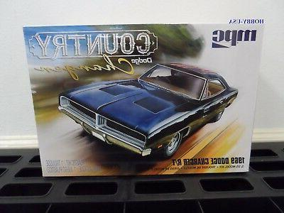 MPC 1969 Dodge Charger R/T Kit