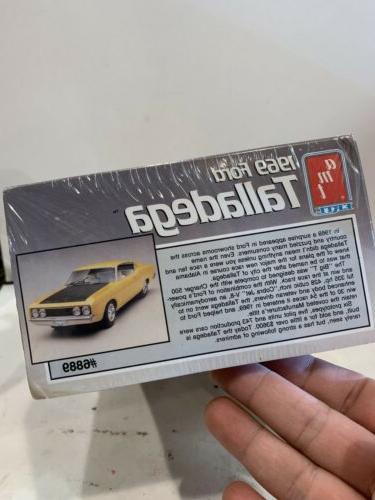 AMT 1969 FORD MODEL KIT FACTORY SEALED New Car