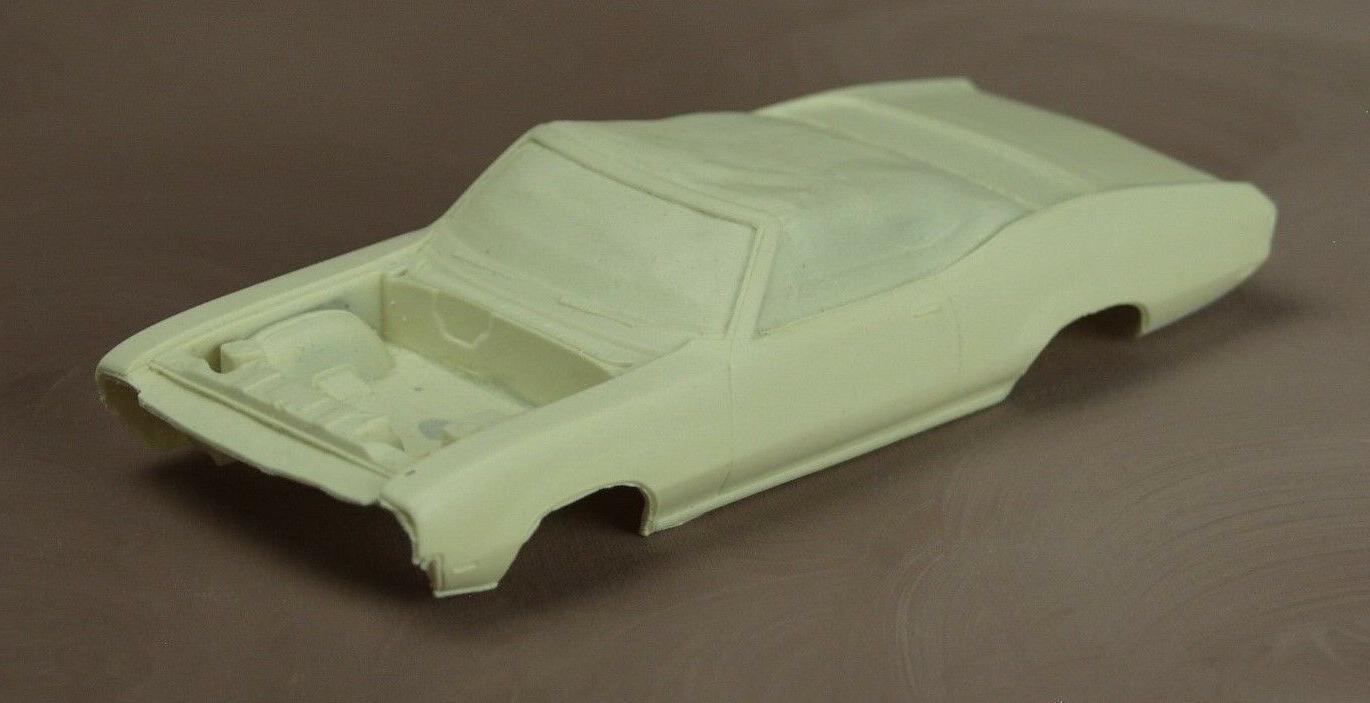 1970 buick convertible resin transkit model kit