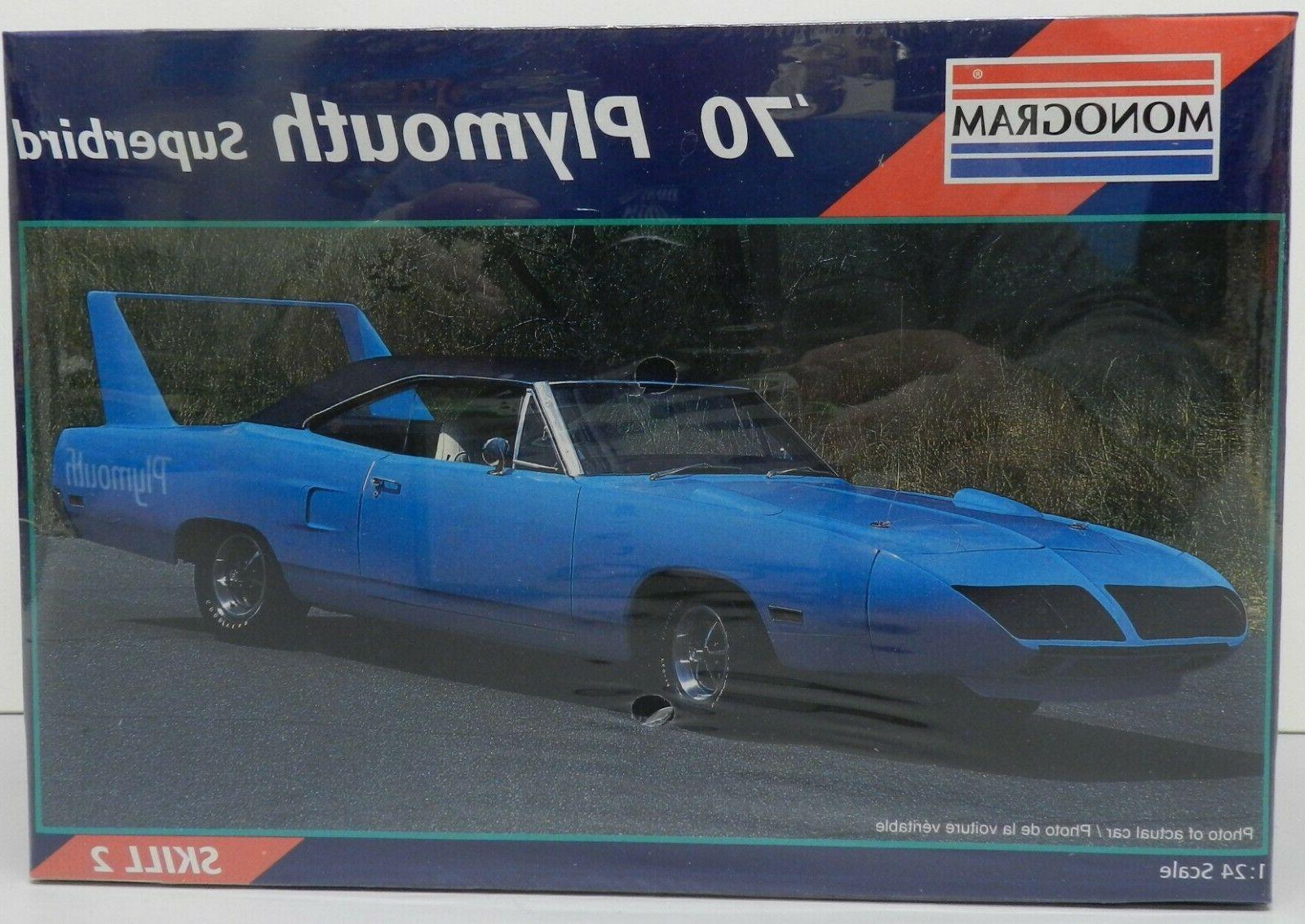 1970 superbird 70 440 6 roadrunner sealed