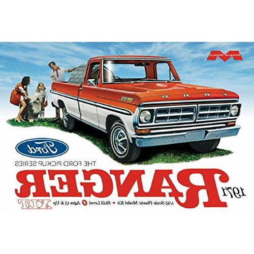 Moebius 1971 Ford F100 Ranger XLT Pickup 1/25 model kit new