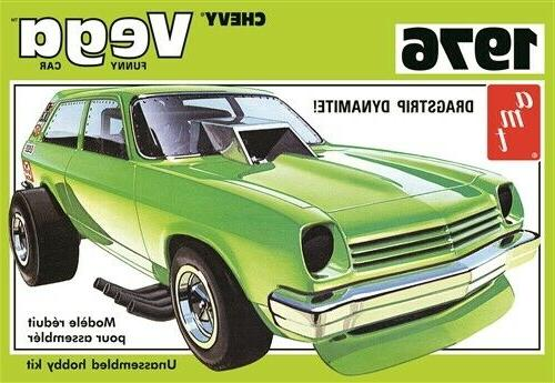 1976 chevy vega funny car 1 25