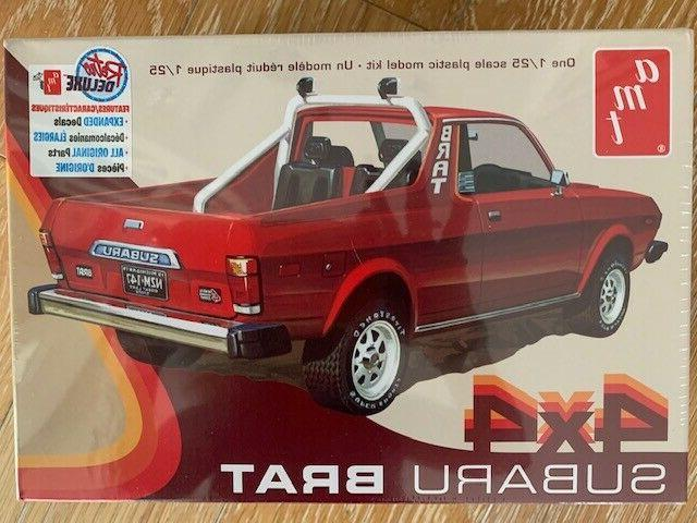 1978 subaru brat pickup 1 25 scale
