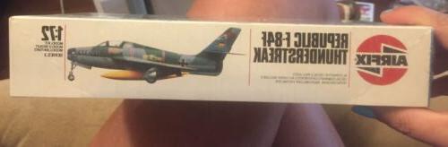 1982 AIRFIX 1:72 KIT F-84F