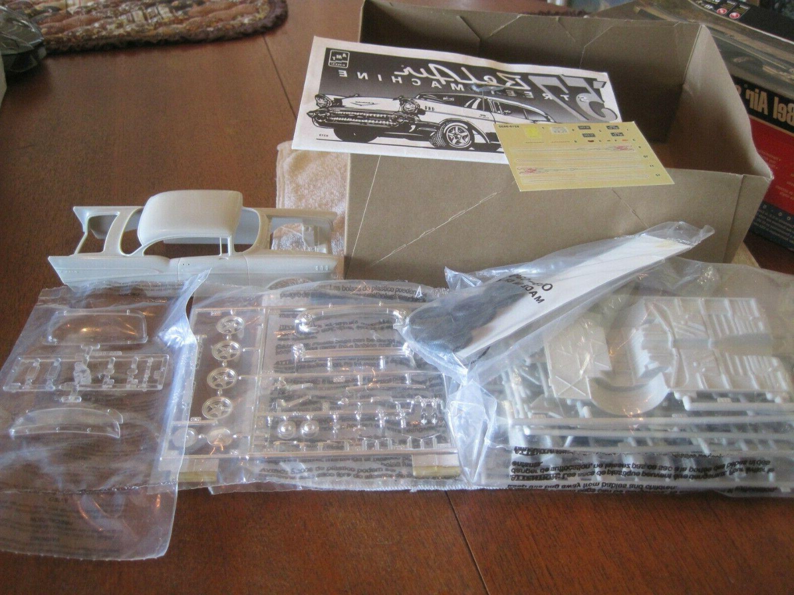 "1998 Chevy Belair,""Street Machine"",Model kit.!!"