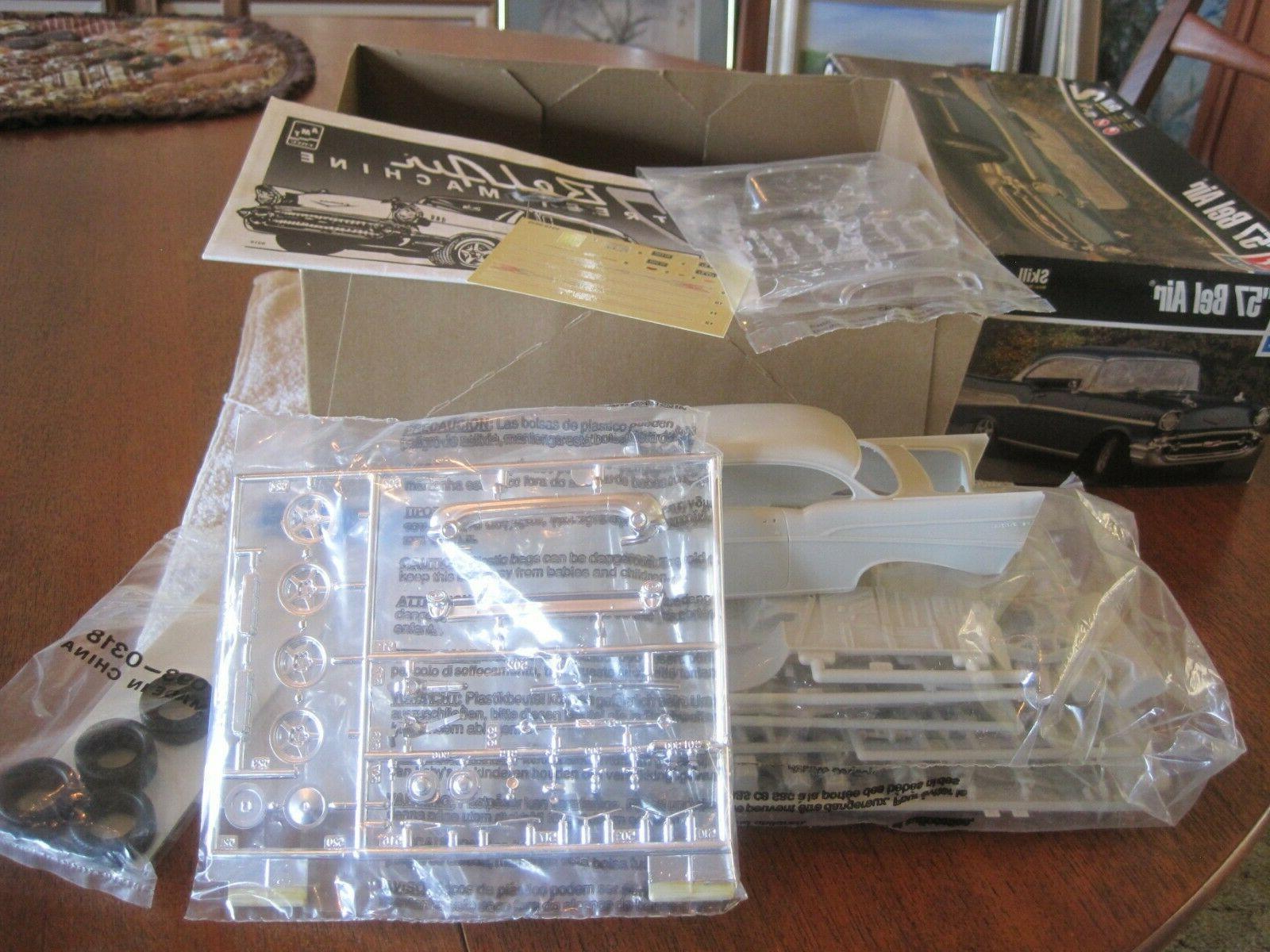 "Chevy Belair,""Street Machine"",Model kit.!!"