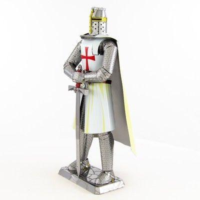 2018 Fascinations KNIGHT 3D Steel Metal Kit