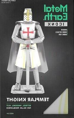 2018 iconx templar knight 3d laser cut