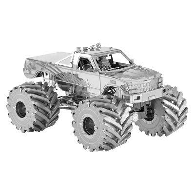 2018 metal earth monster truck 3d laser
