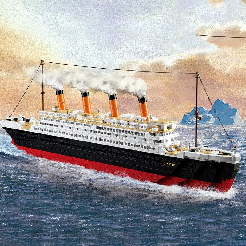 2019 new city titanic rms boat ship
